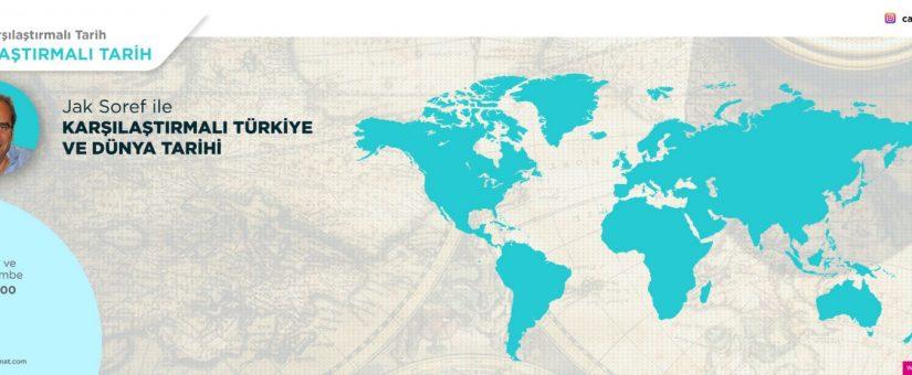 Karşılaştırmalı Türkiye ve Dünya Tarihi